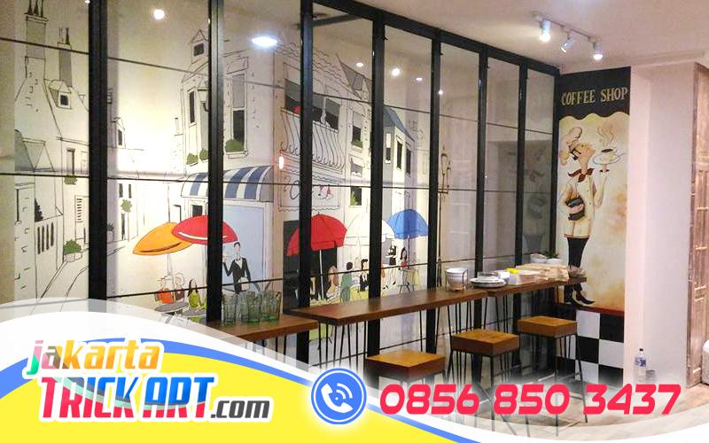 Lukisan dinding di kamar lukisan dinding di caf lukisan for Mural untuk cafe