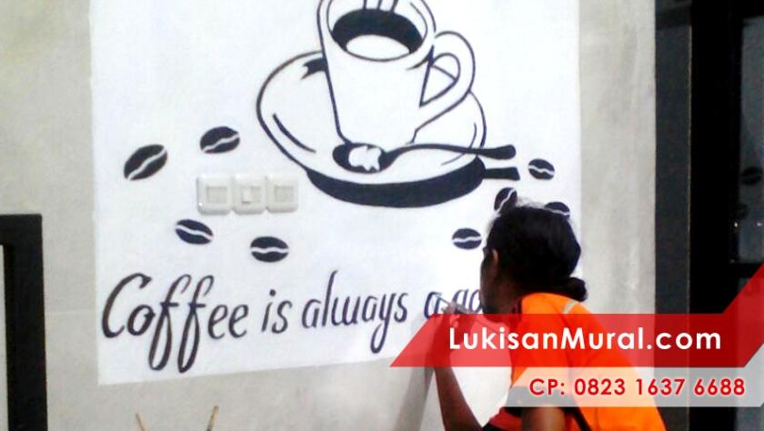 Cara membuat mural hitam putih lukisan mural cp 0856 for Mural hitam putih